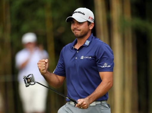 Day and Todd share US PGA Championship lead