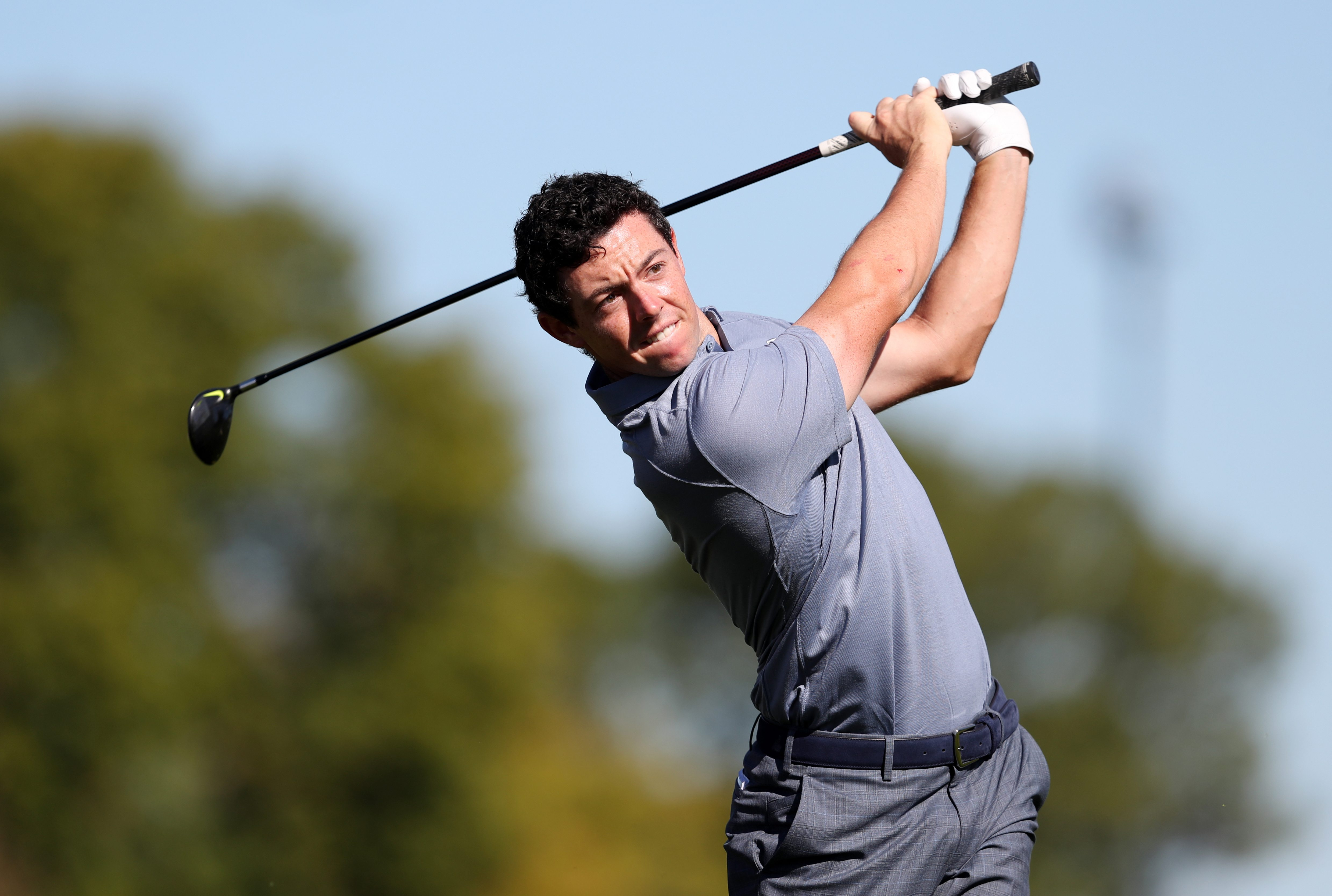 McIlroy happy with underdog role
