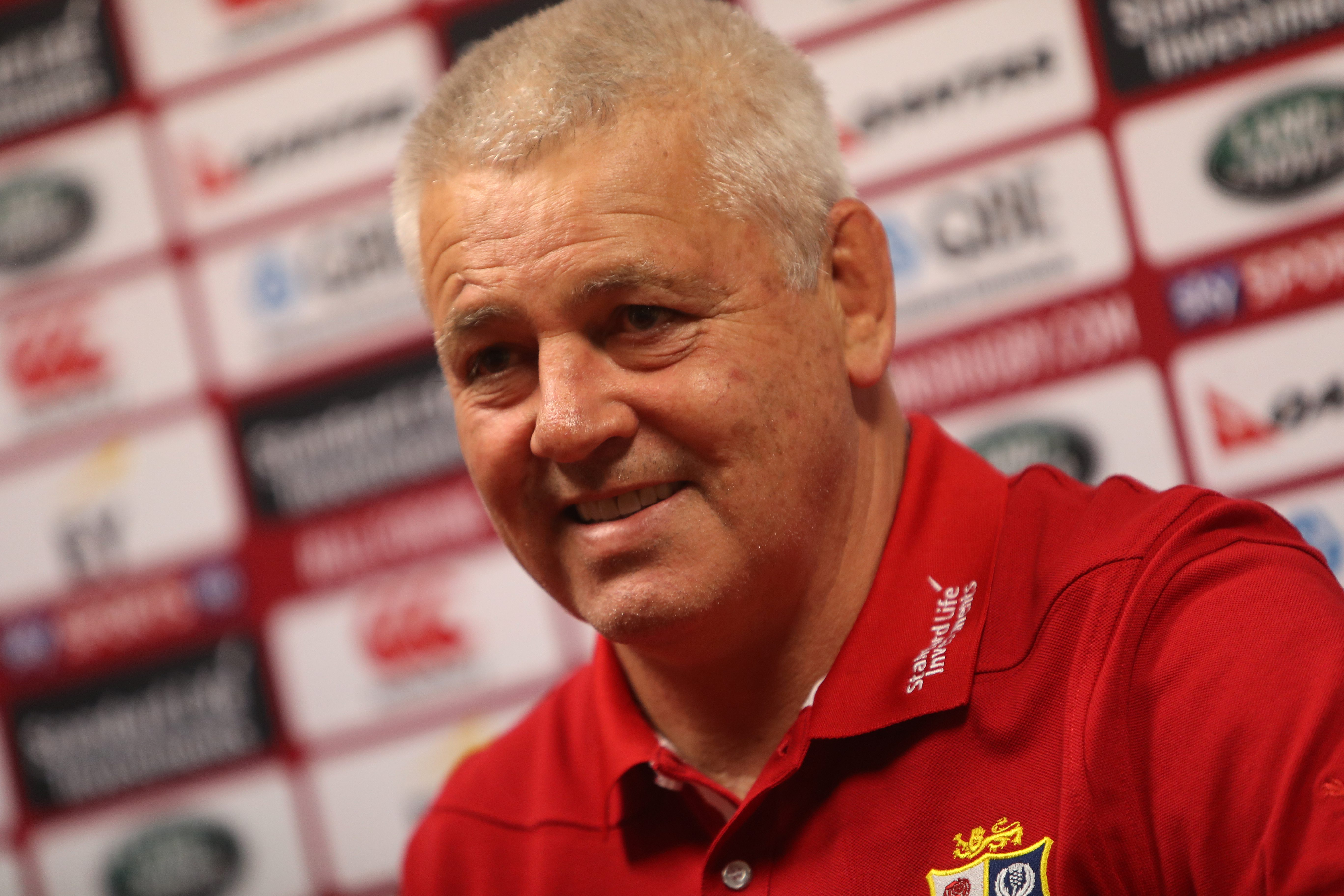 Gatland excited by Japan Test