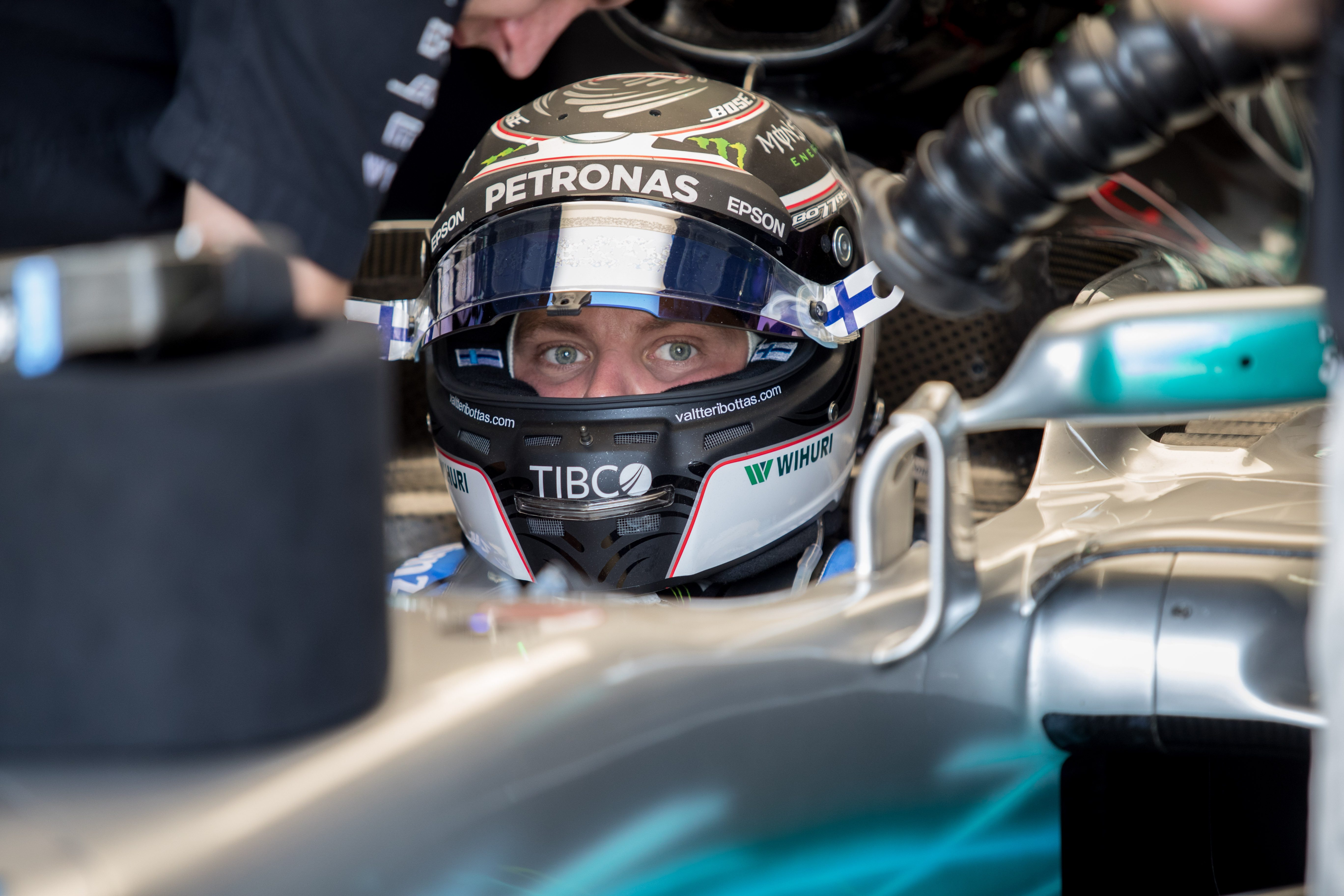 Bottas ready to push on after penning new deal