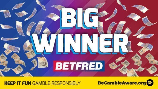 Betfred Big Winner