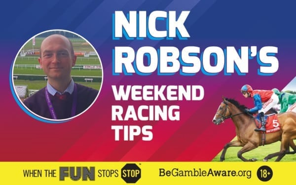 Nick Robson Racing Tips