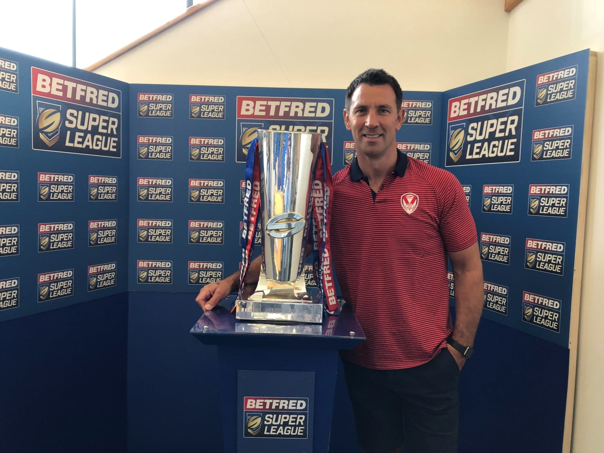 Scully – Betfred Super League back with a bang!