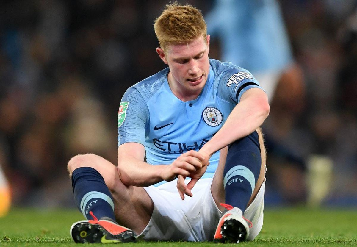 Pep looking for solutions after De Bruyne blow