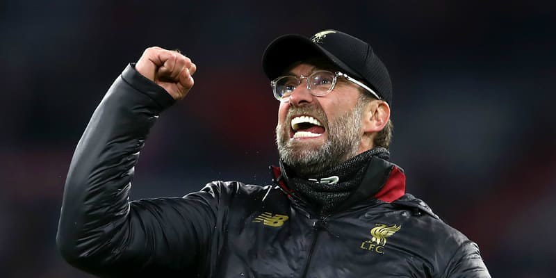 Klopp wants to see Liverpool character