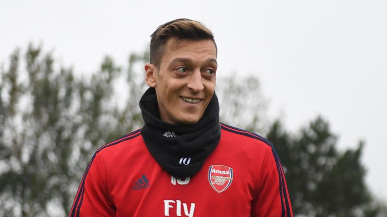 Odegaard may not answer questions left by Ozil exit