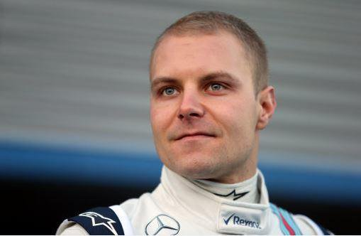 Bottas takes pole for dominant Mercedes