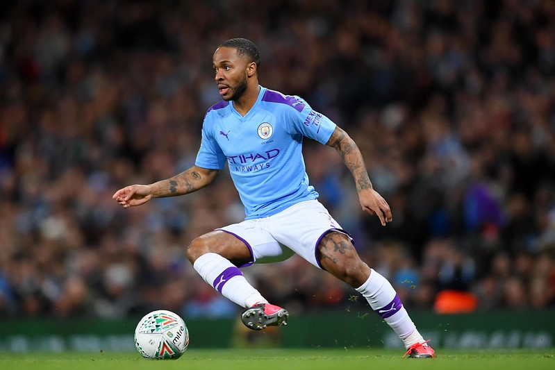 Sterling eyeing more City game time