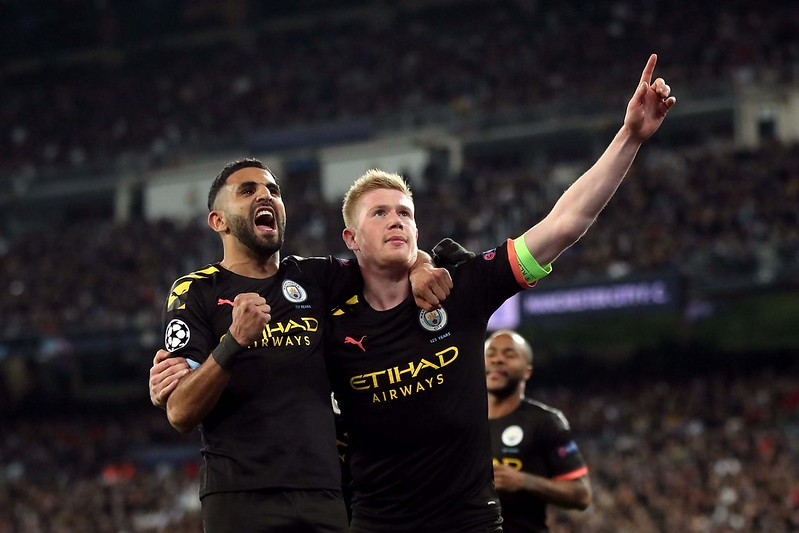 De Bruyne is the key as City chase glory