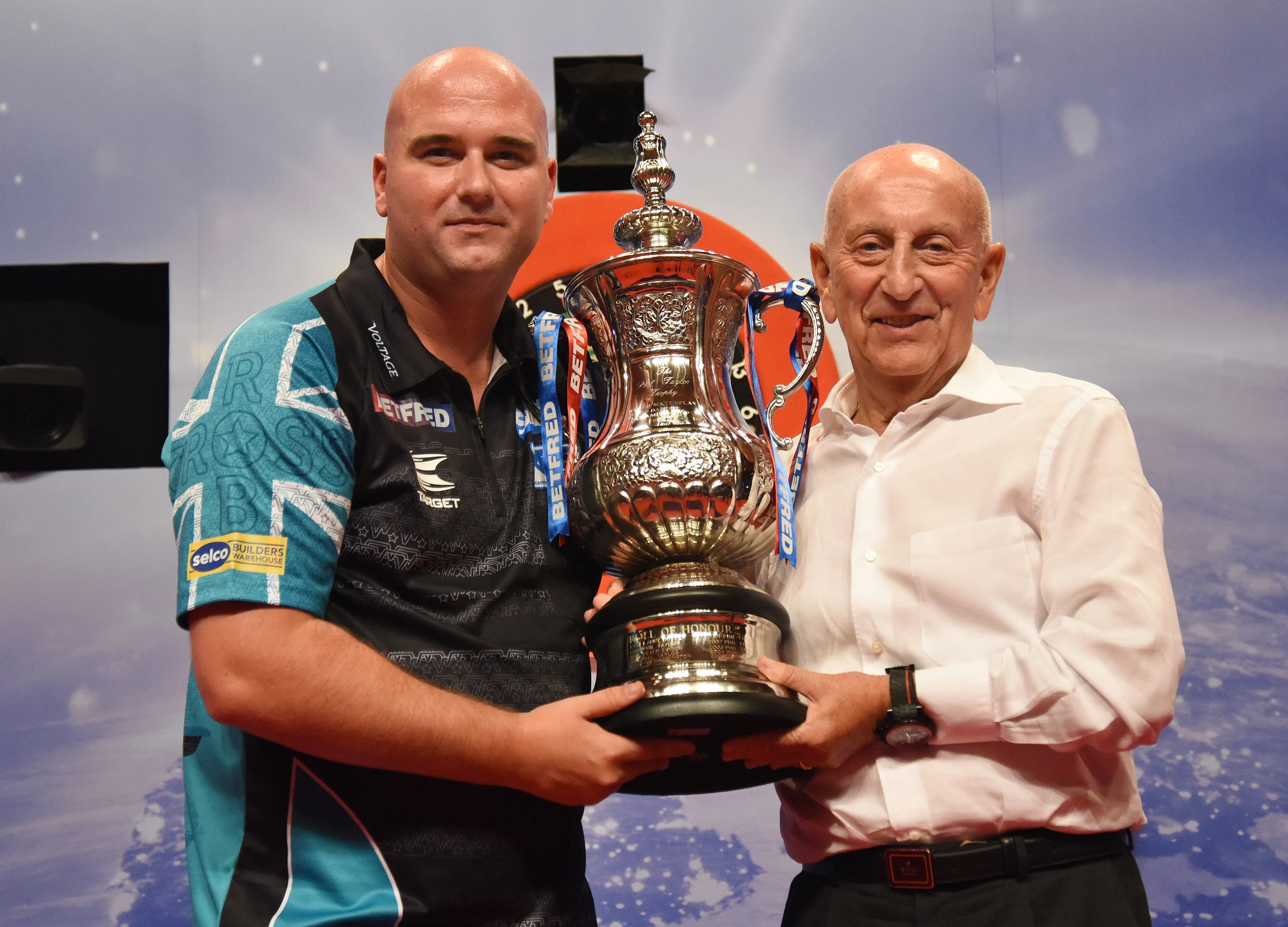 Betfred extends World Matchplay commitment to 2022